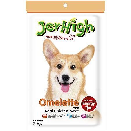 Bánh JerHigh Omelette 70g