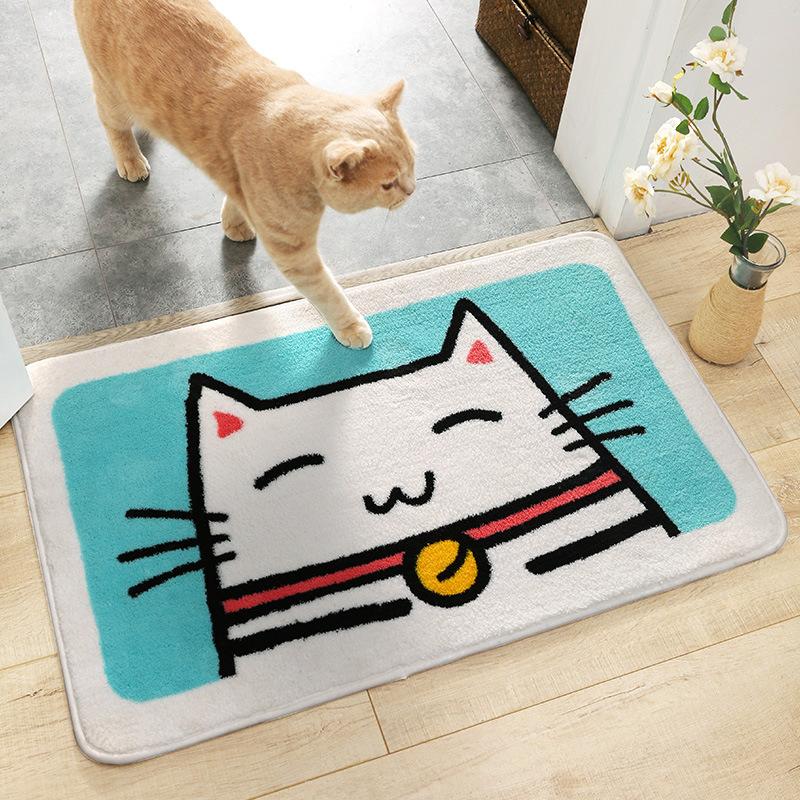Thảm Chùi Chân Mèo TM002 45x65cm
