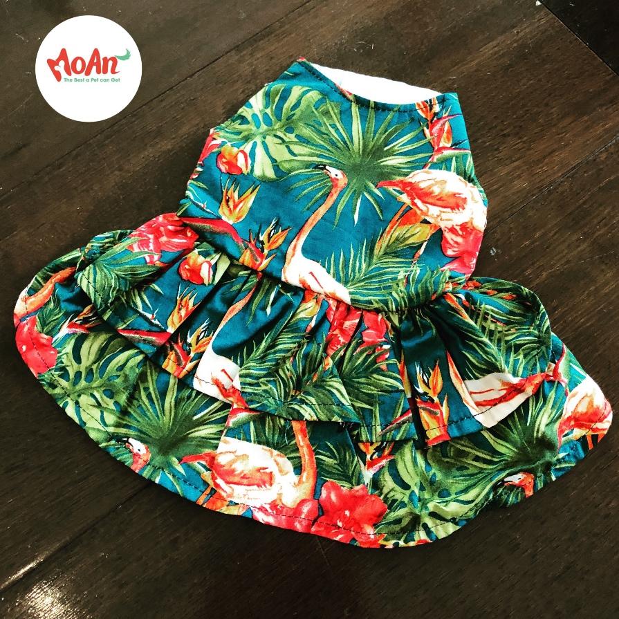 Đầm Hawaii [Size 2 - Size 11] 2kg - 30kg