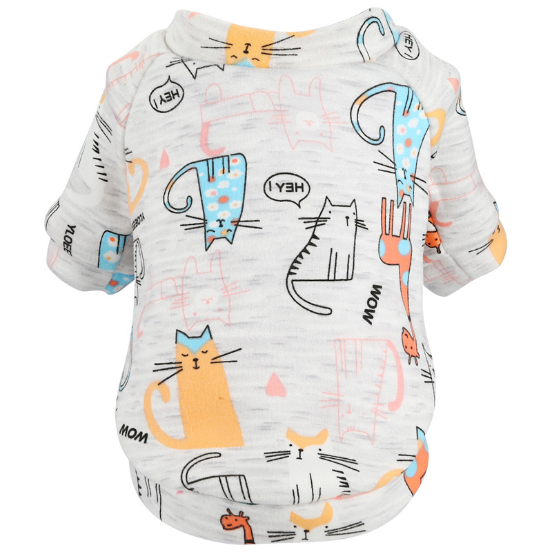 Áo Thun kiểu có Tay Mèo [Size XS - Size XL] 500g - 10kg