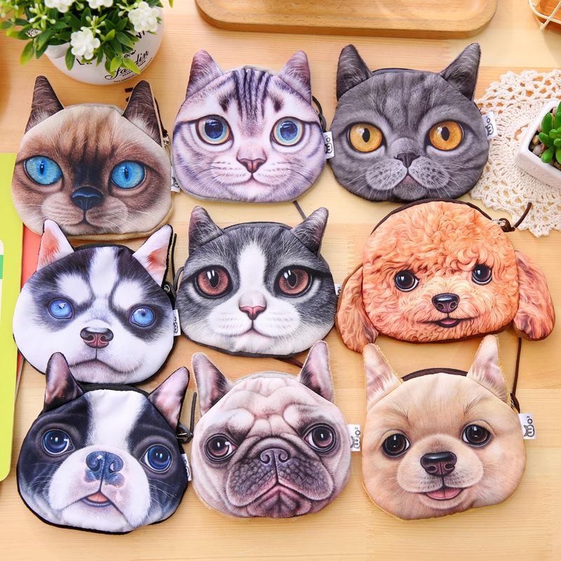 Bóp | Ví Hình Cún Mèo