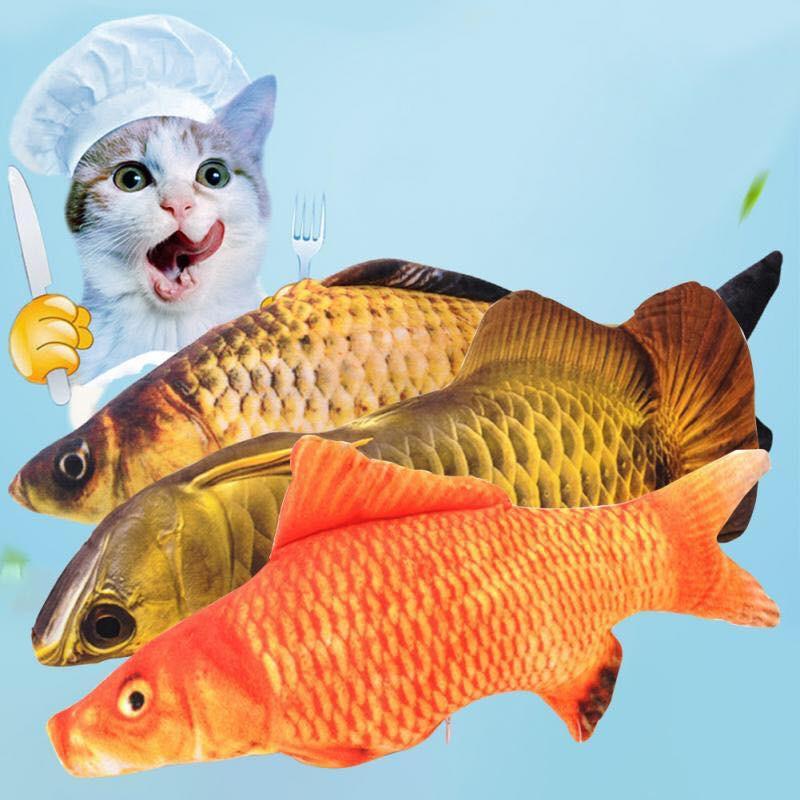 Đồ Chơi Cá Nhồi Bông
