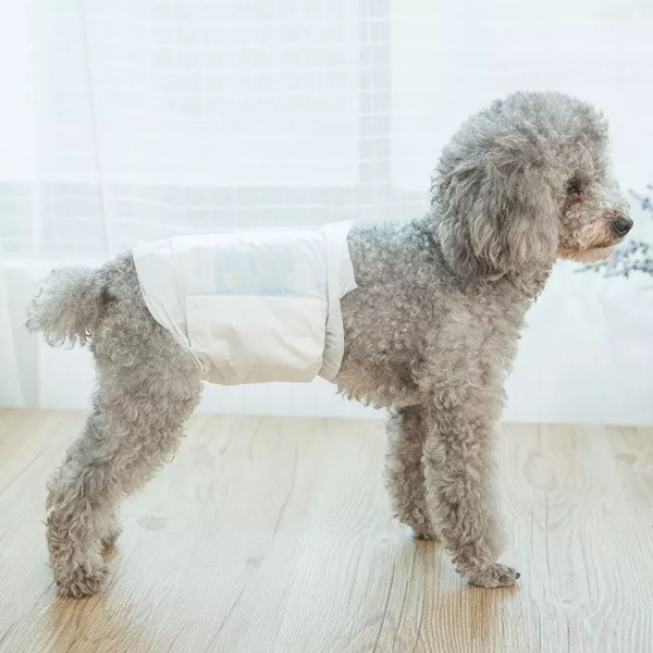 Tã Quấn | Tã Vệ Sinh Bé Trai Altimate Pet Male Wrap size TOY dưới 3kg (Gói 12 tã)