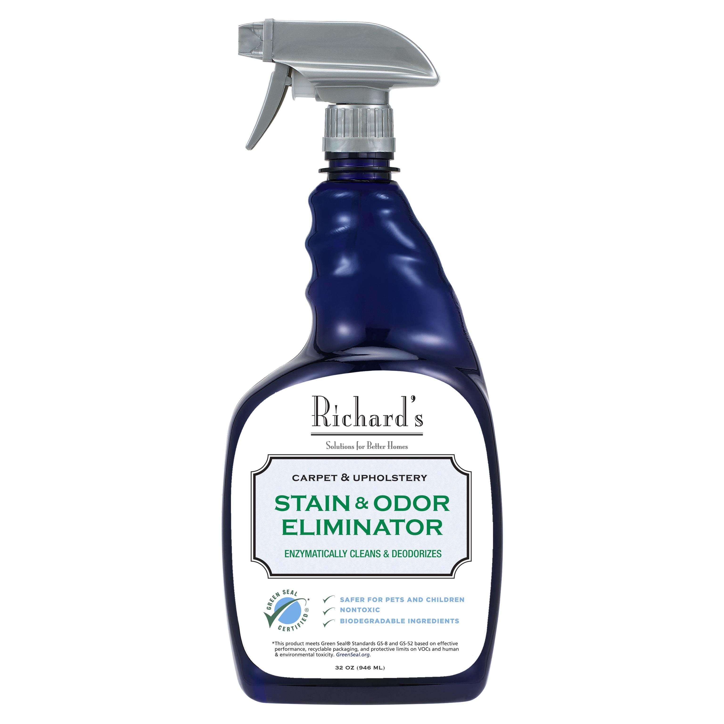 Xịt Diệt Khuẩn & Khử Mùi Organic Richard's Mỹ 946ml