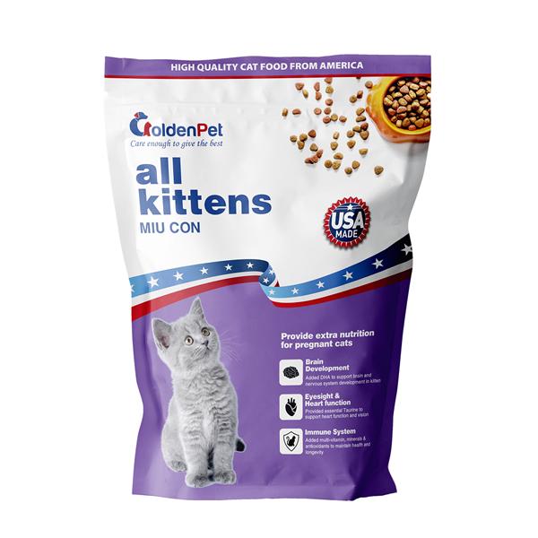Hạt Mèo Golden Pet All Kittens Miu Con 350g