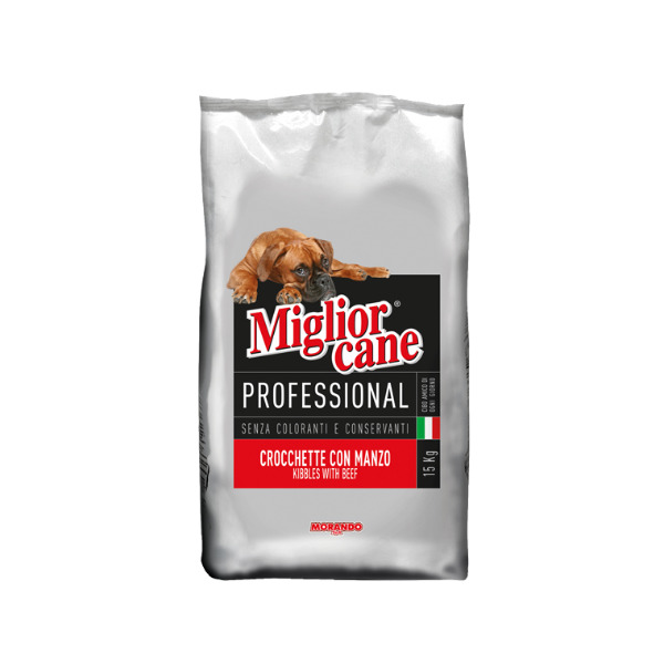 Morando Miglior Cane Adult 5kg [Thịt Bò]