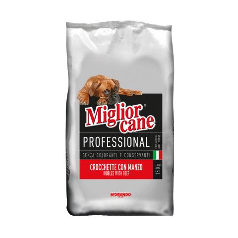 Morando Miglior Cane Adult 15kg [Thịt Bò]