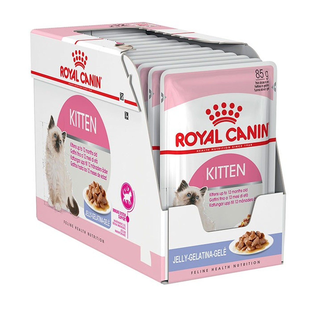 Pate ROYAL CANIN KITTEN Mèo con [Jelly] 85g