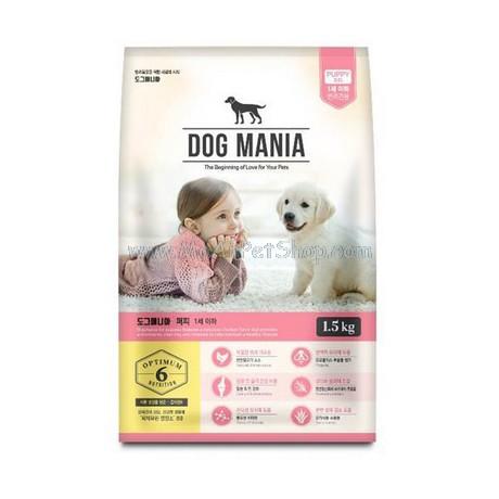 Dog Mania Puppy 400g