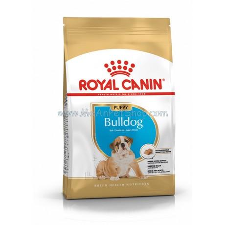 ROYAL CANIN BULLDOG PUPPY 1kg