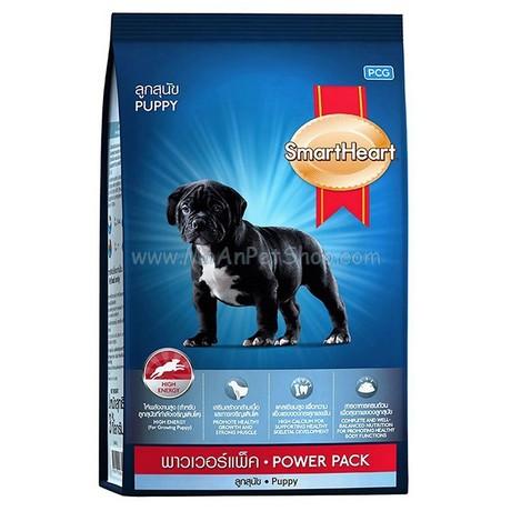 SmartHeart Power Pack Puppy Tạo Cơ Bắp 1kg
