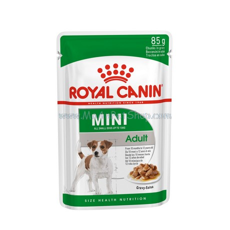 Pate ROYAL CANIN MINI ADULT 85g