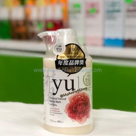 Sữa Tắm Gội Yú Đài Loan Hoa Mẫu Đơn