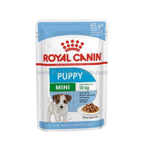 Pate ROYAL CANIN MINI PUPPY 85g