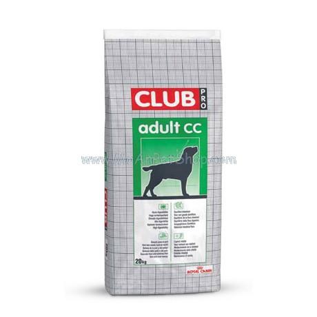 ROYAL CANIN CLUB PRO ADULT CC 20kg