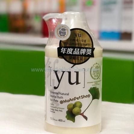 Sữa Tắm Gội Yú Đài Loan Bạch Quả