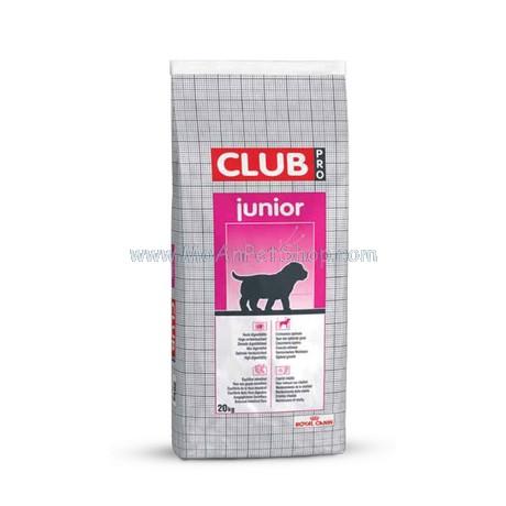 ROYAL CANIN CLUB PRO JUNIOR A3 20kg