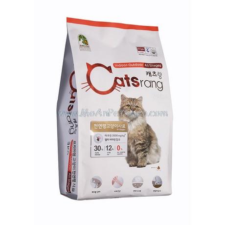 Hạt Mèo Catsrang 400g