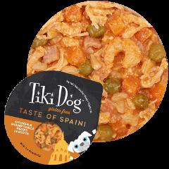Cơm Xào Kiểu Tây Ban Nha kèm Thịt Gà & Tôm Paella Tiki Dog - Taste of Spain