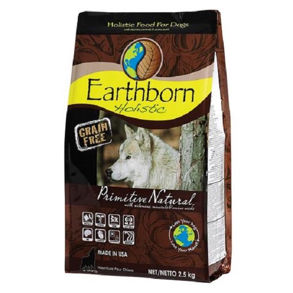 EARTHBORN HOLISTIC Primitive Natural [Cún mọi độ tuổi] 200g