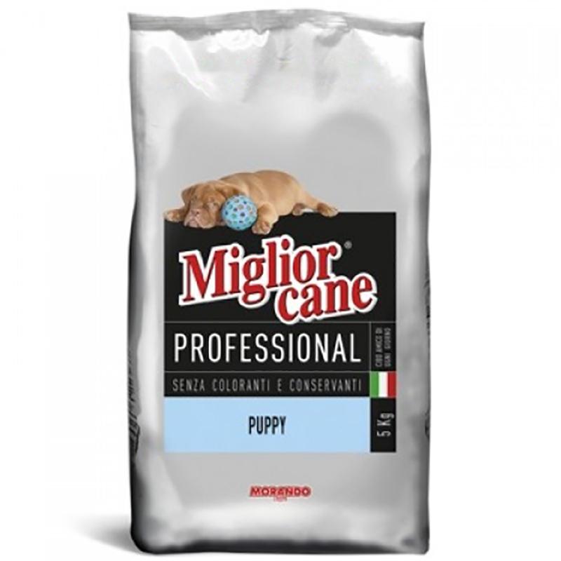 Morando Miglior Cane Puppy 5kg [Thịt Bê]