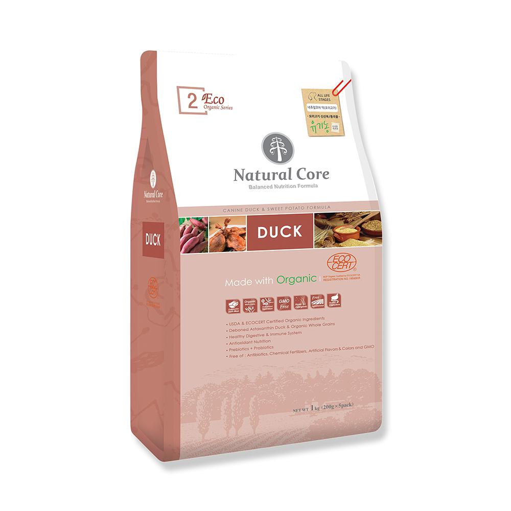 Natural Core Duck Vịt 1kg