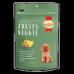 Bánh SmartHeart Vị Rau Củ & Hoa Quả Fruit & Veggie 100g