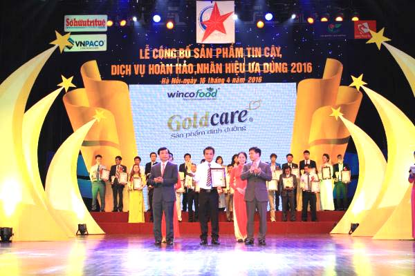 sữa goldcare công ty wincofood