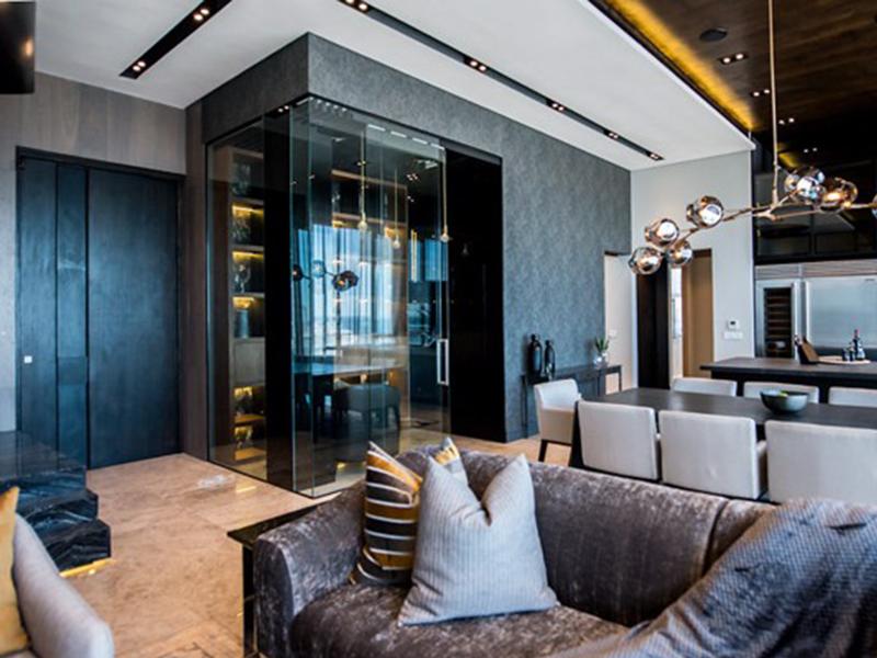 Xu hướng thiết kế nội thất hiện đại linh hoạt, tạo ra những không gian thoải mái