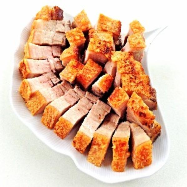 Heo Quay Thịt Đùi 100g