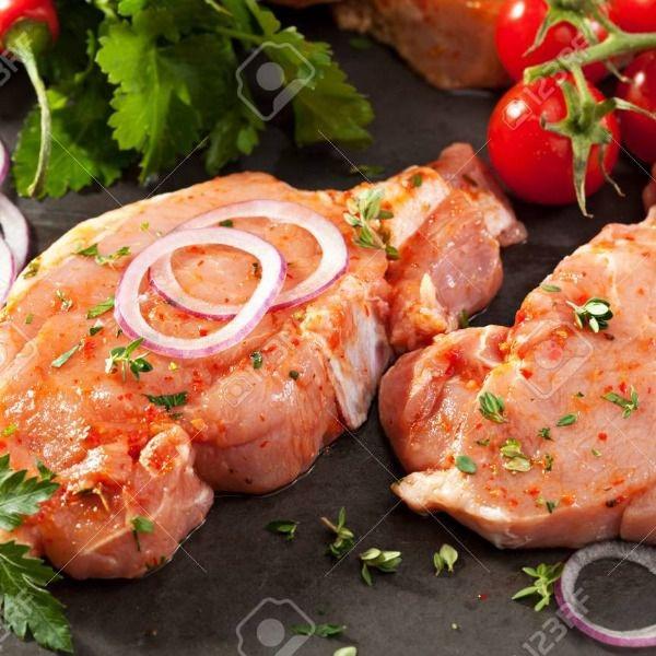Thịt Ướp Gia Vị 500g