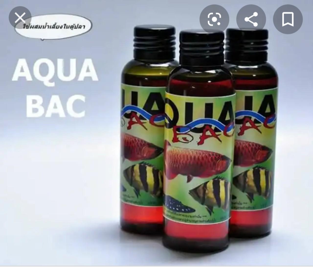 Thuốc chữa bệnh cá Rồng – Hổ – Sam Aqua Bac (Thái Lan)