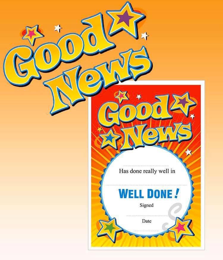 GIẤY KHEN GOOD NEWS