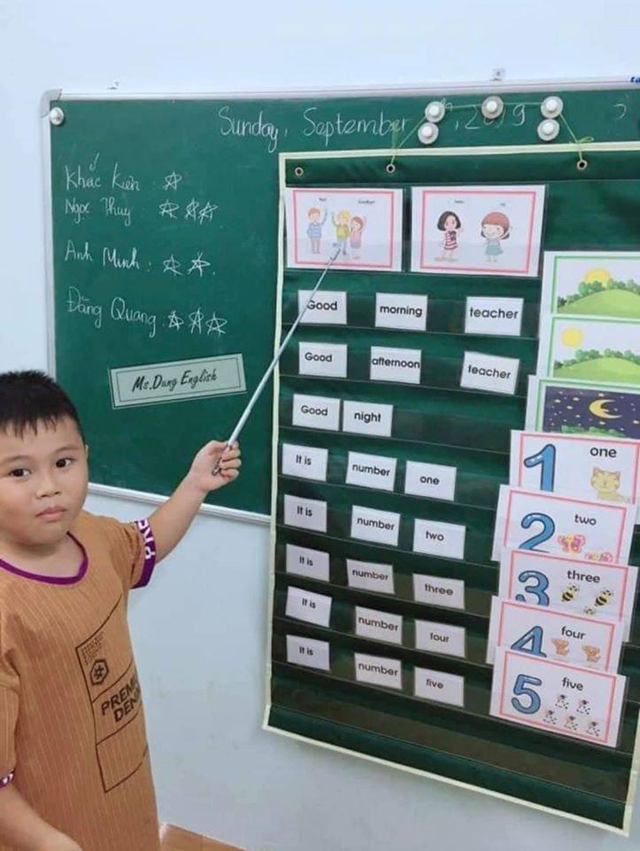 Classroom Pocket Chart