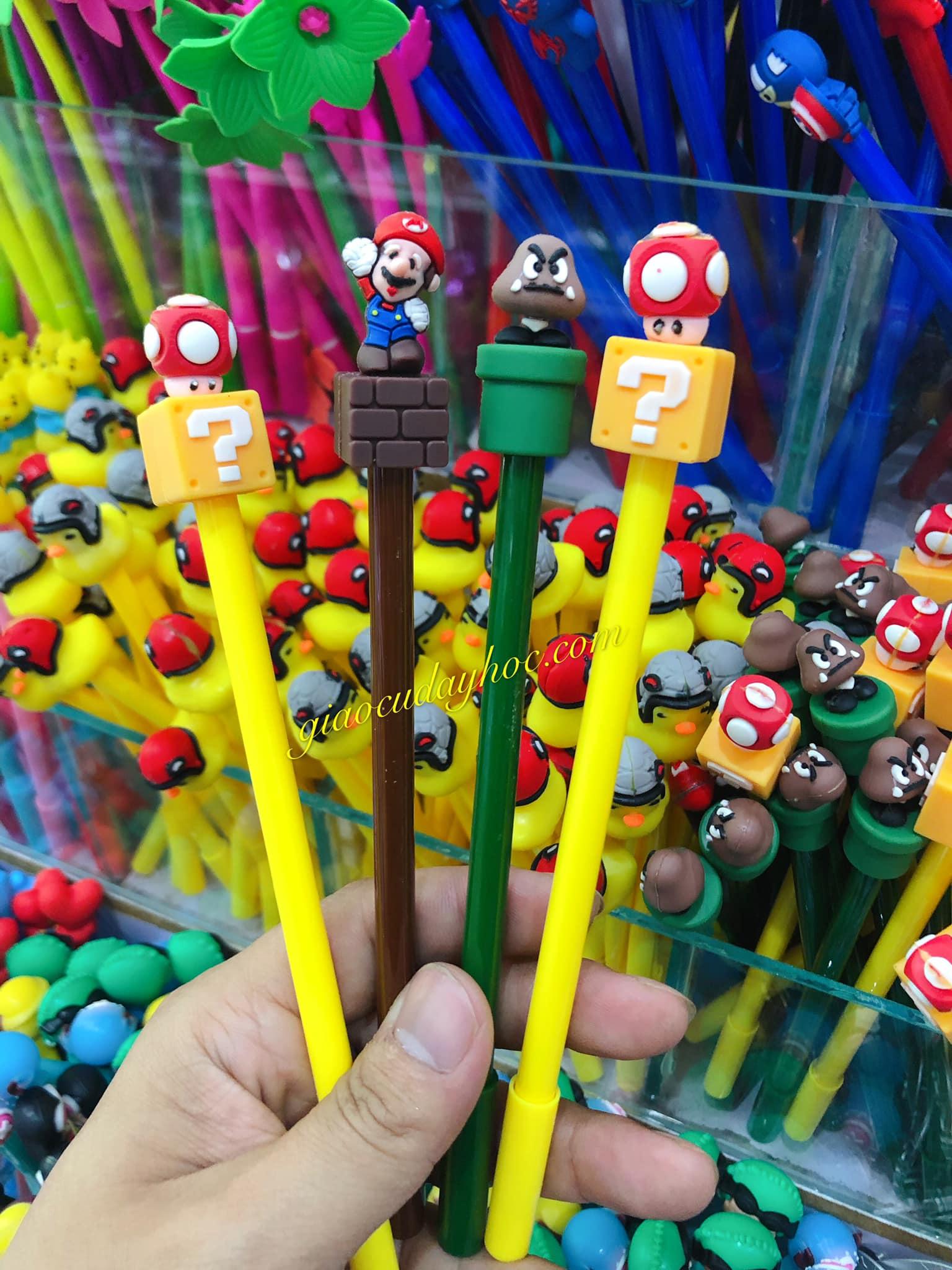 Bút Nấm Mario