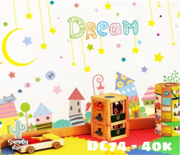 DC74 - DECAL DREAM