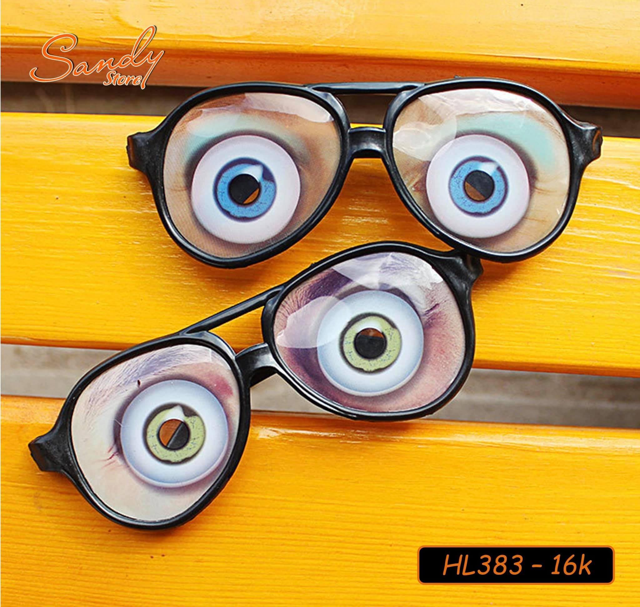 HL383 - Kính Mắt Giả