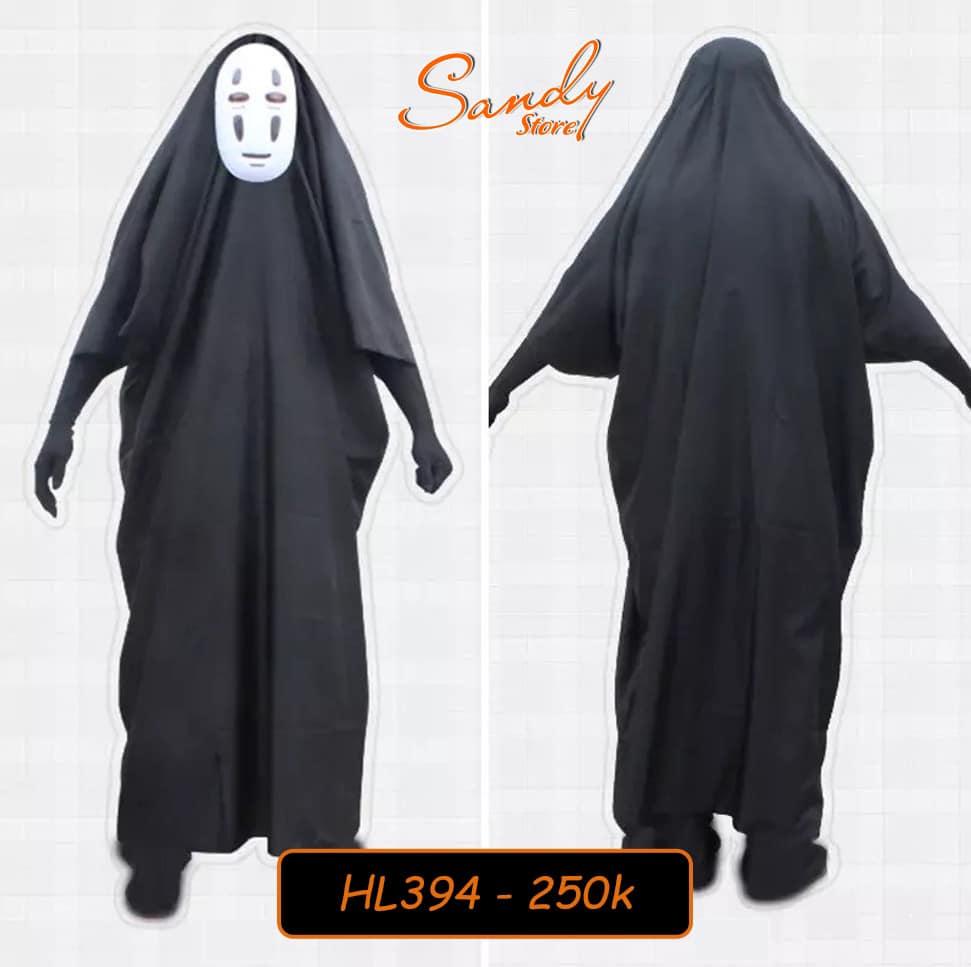 HL394 - Bộ Đồ Vô Diện