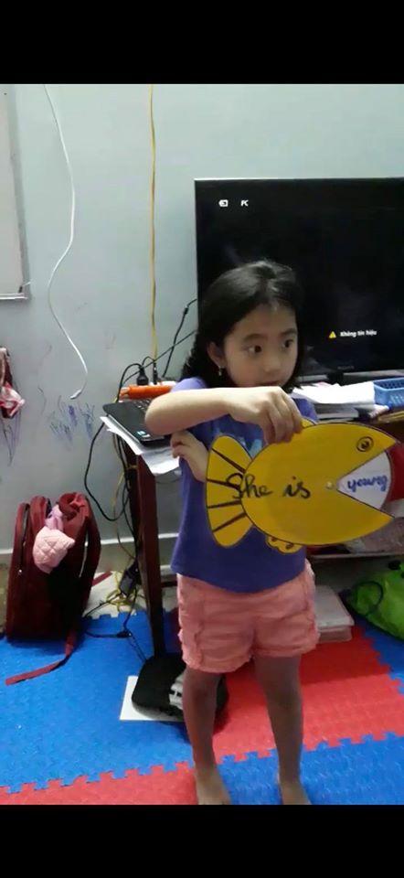 Cá Xoay Phonics
