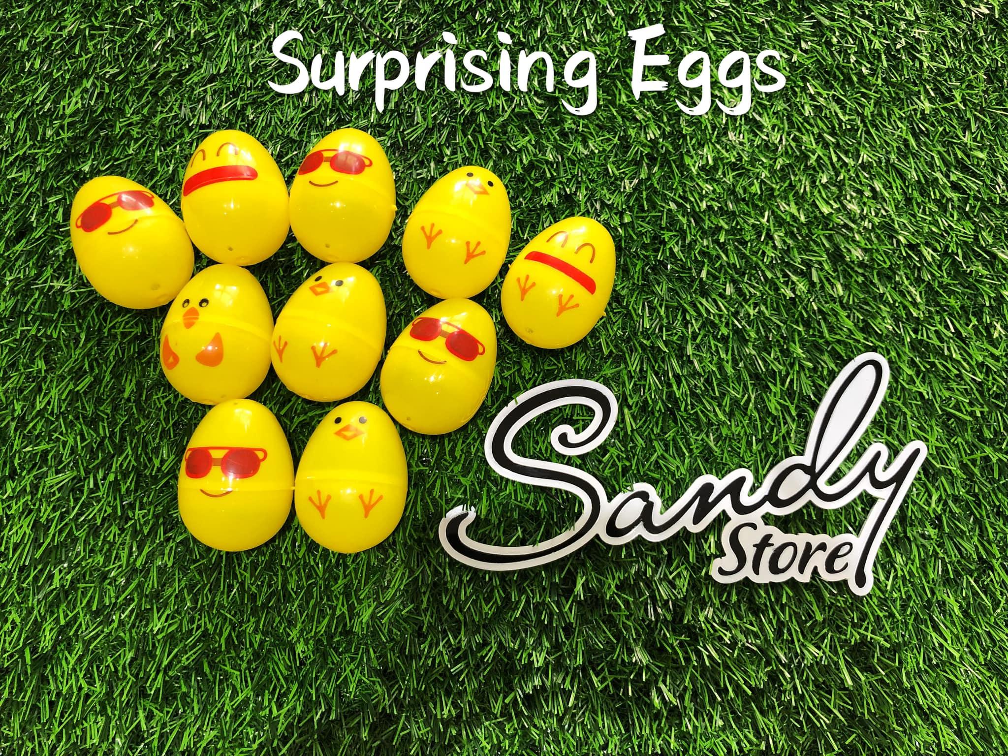 Set 10 Suprising Eggs