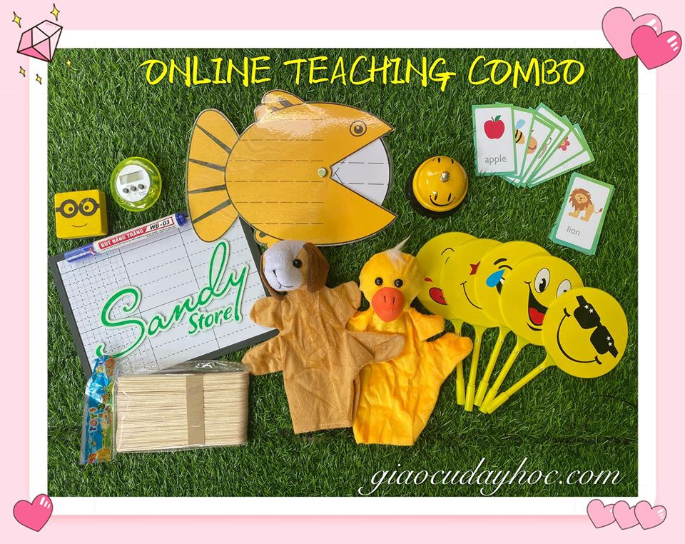 💻💻💻 ONLINE TEACHING COMBO 💻💻💻