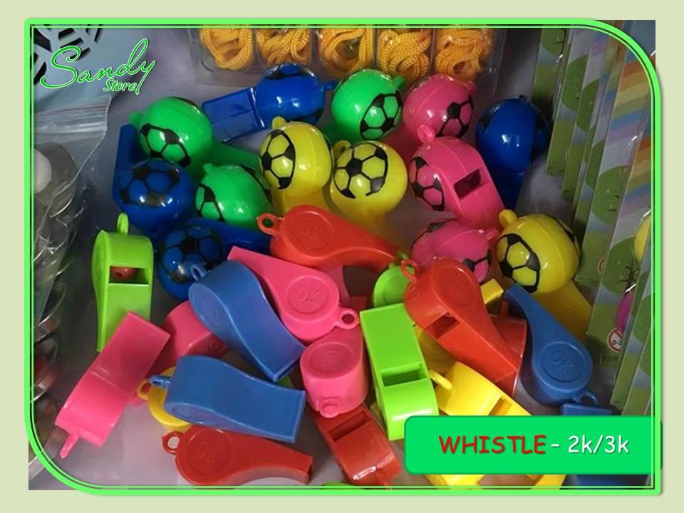 Còi nhỏ - Whistle