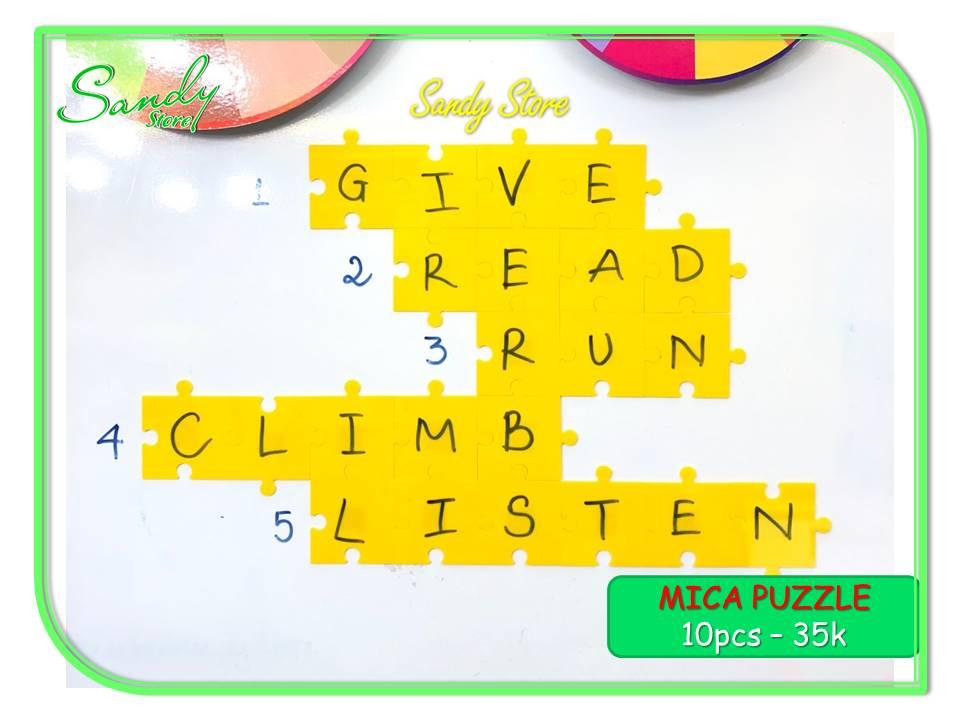 Set Mica Puzzle