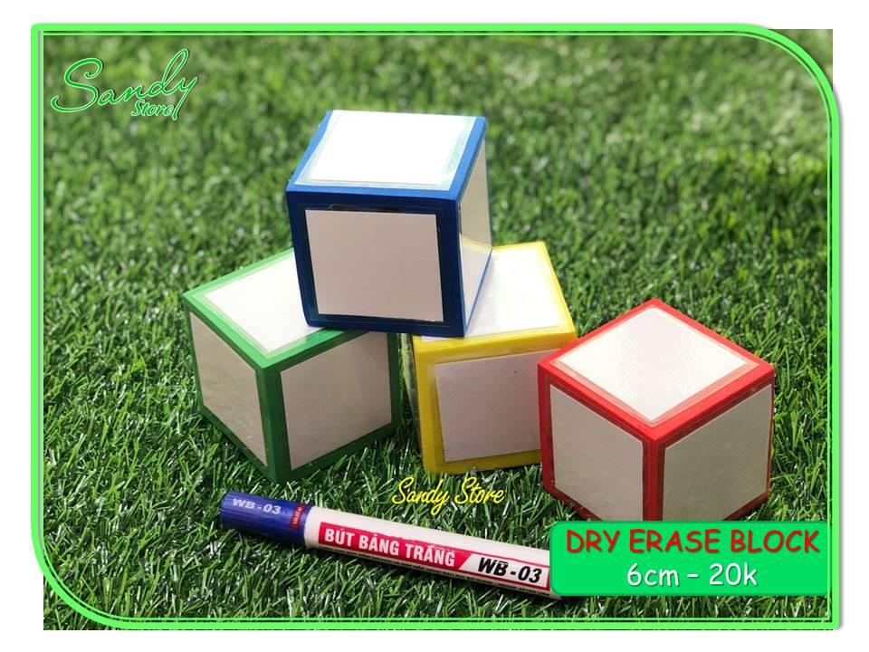 Dry Erase Dice