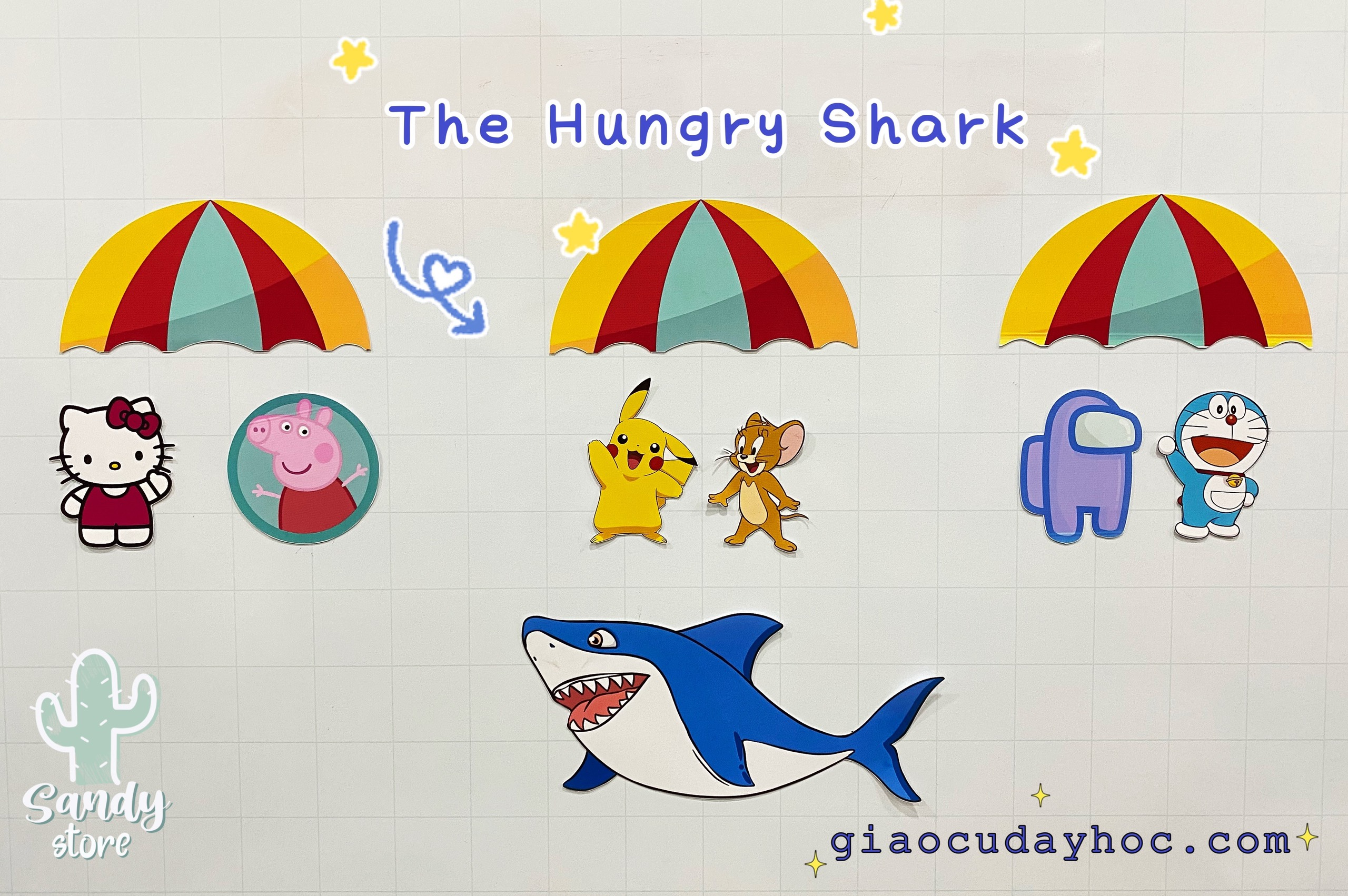 game-the-hungry-shark