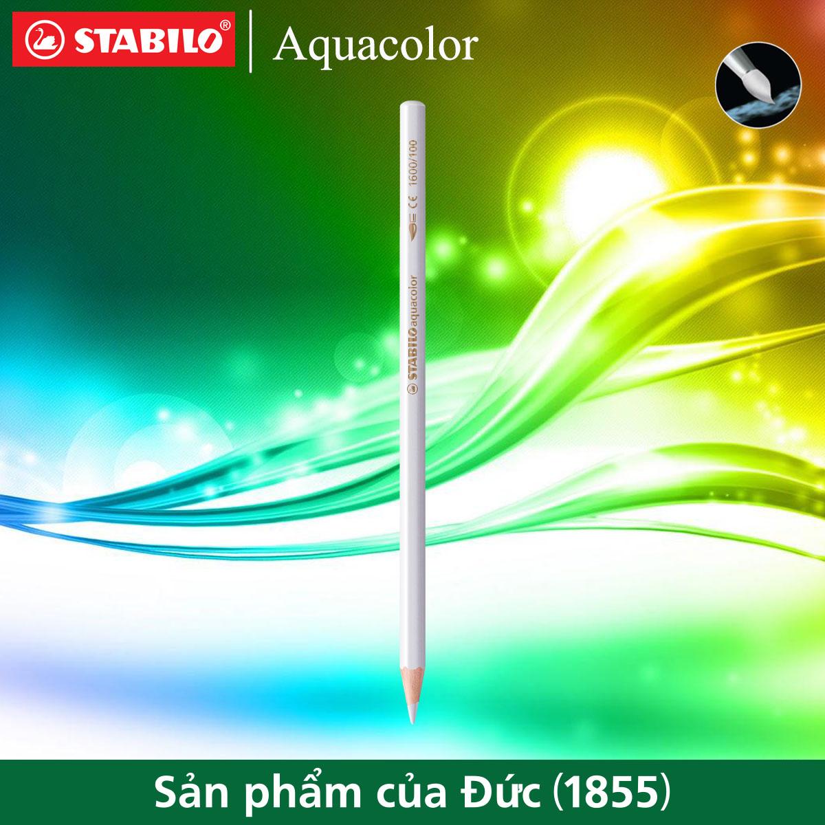 Bút chì màu nước STABILO Aquacolor CLW