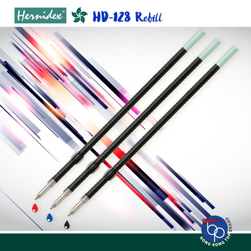 Ruột Bút bi bấm Hernidex HD-128 (HDBPR128)