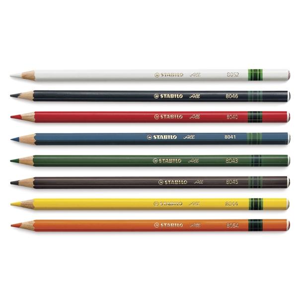 Bút chì gỗ màu ALL