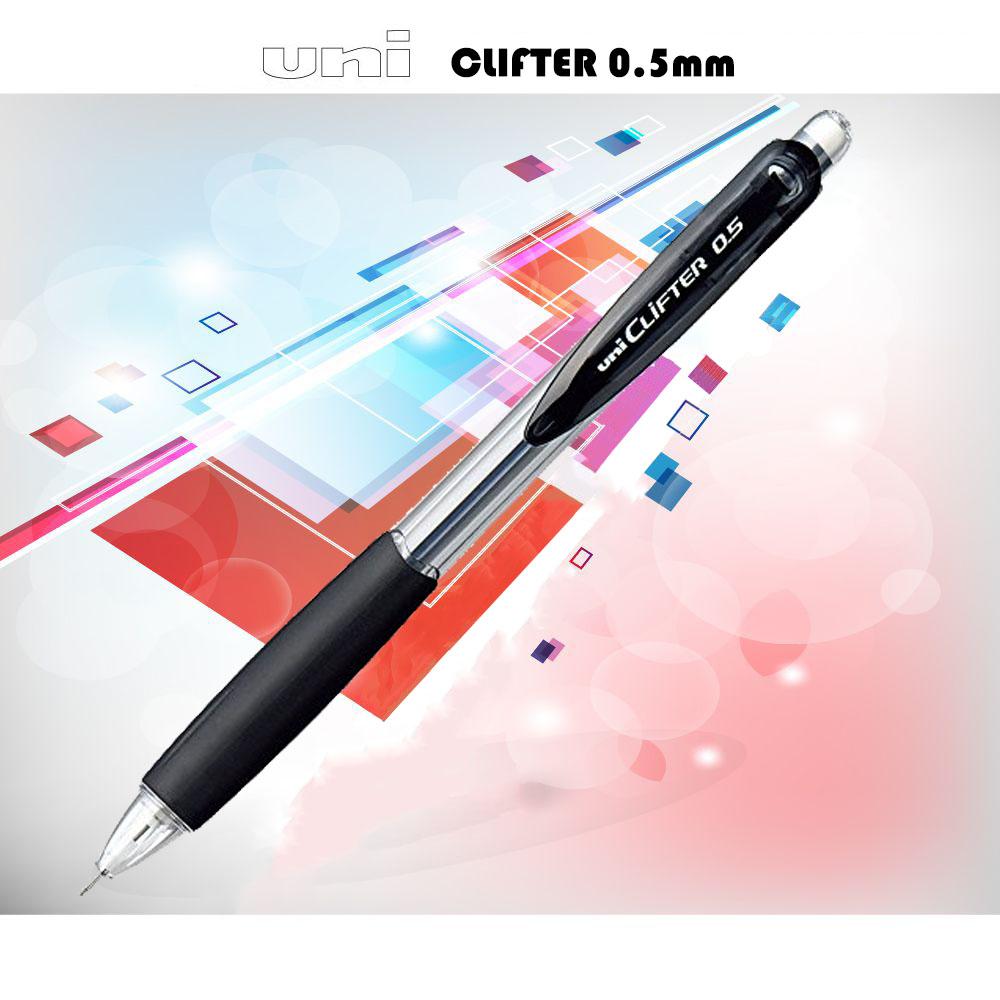 Bút chì bấm UNI CLIFTER 0.5mm (M5-118)