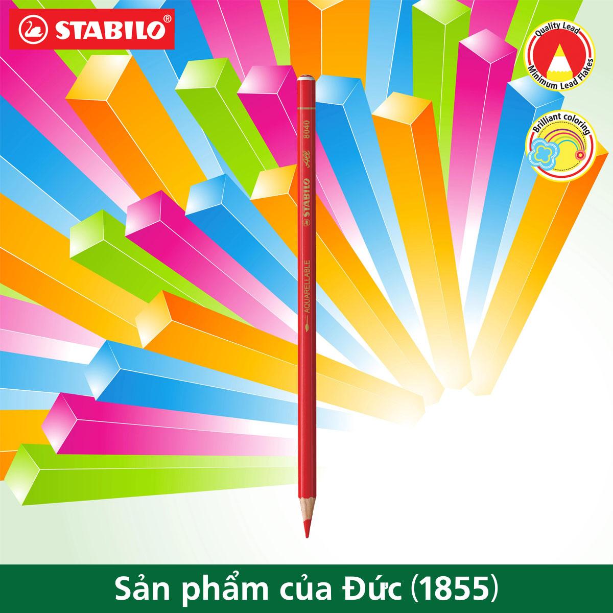 Bút chì gỗ màu PCC-ALL